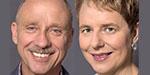 Angelika Lamml und Holger Schult